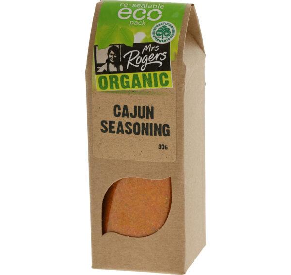 Organic Cajun Seasoning
