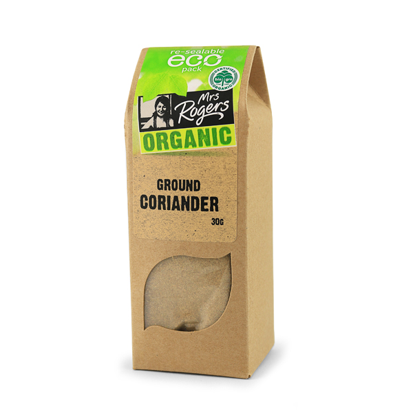 Organic Coriander Ground
