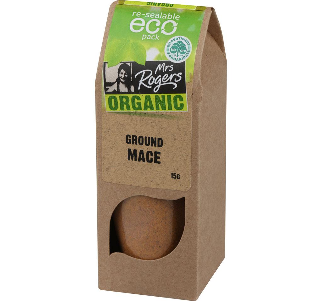 Organic Mace Ground