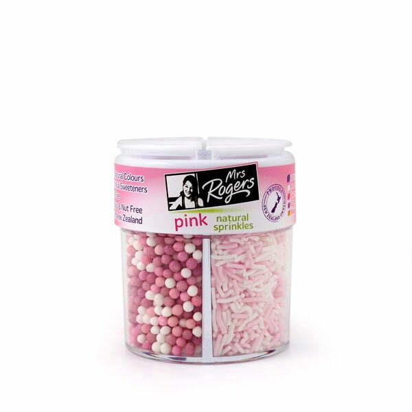 Natural Sprinkles - Pink