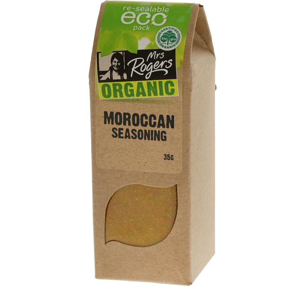 Organic Moroccan Seasoning