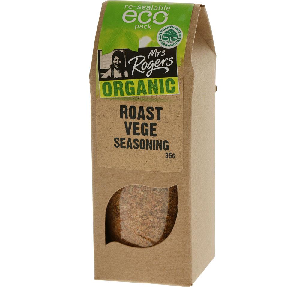 Organic Roast Vege Seasoning