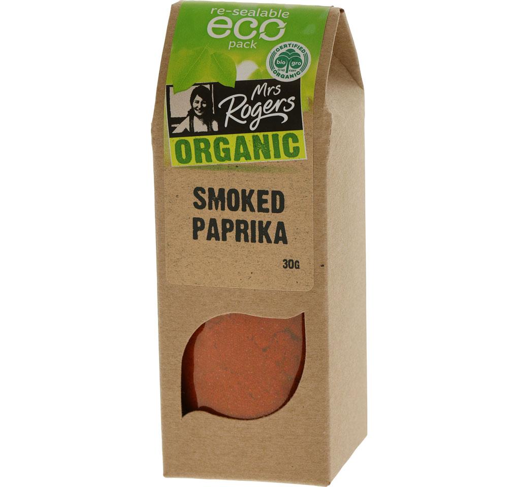 Organic Paprika Smoked