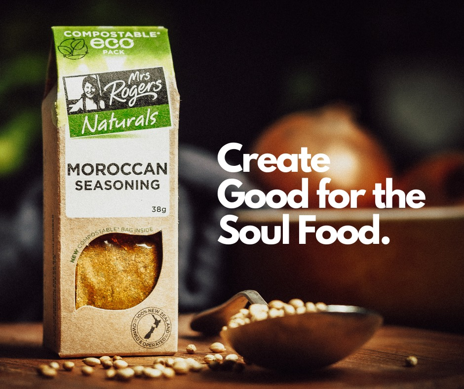 Create Good for the Soul Food